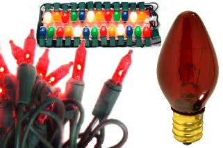 Product Incandescent, christmas-bulbs-strings