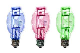 Product H.I.D., colored-metal-halide