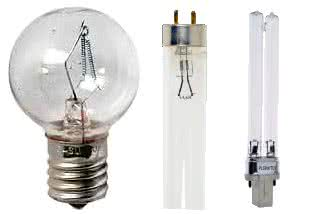 Product Fluorescent, germicidal-bulbs