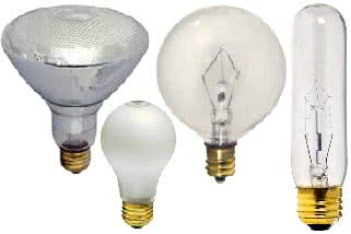 Product Incandescent, shatter-resistant-bulbs